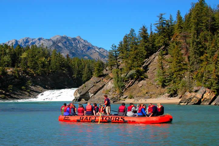 Rocky Mountain Raft Tour